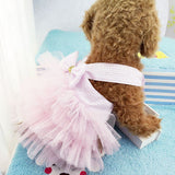 Spring And Summer Strap Dog Dress