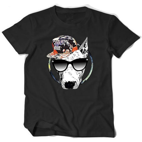 Dog Thug Life T-shirt - furry-tale
