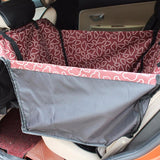 Car Rear Back Seat Carrier - furry-tale
