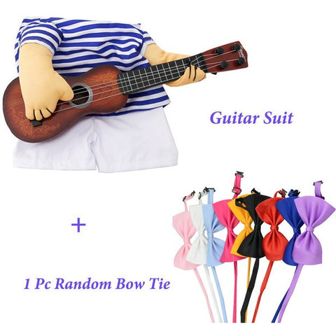 The cool guitarist costume - furry-tale