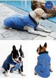 Water Repellent Winter Coat - furry-tale