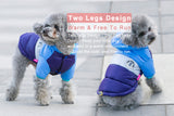 puffy Warm Dog Coat - furry-tale