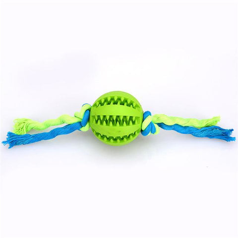 Durable Rubber Cotton With Rope Knot