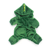Small Dino Hooded Jacket - furry-tale