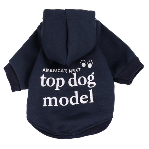 """Next Top Dog Model"" Sweater - furry-tale"
