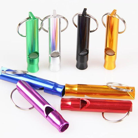 Obedience aluminium alloy whistle dog for training - furry-tale