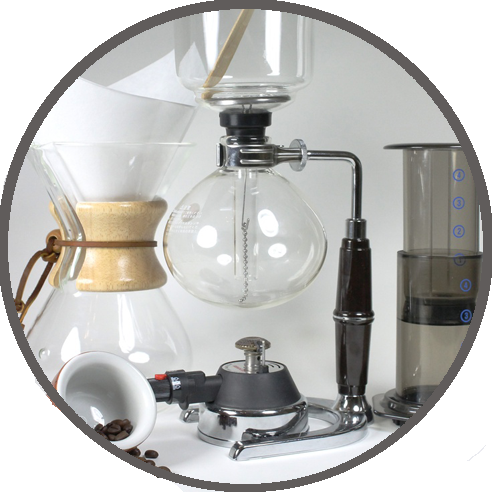 Home Brewing Coffee Equipment