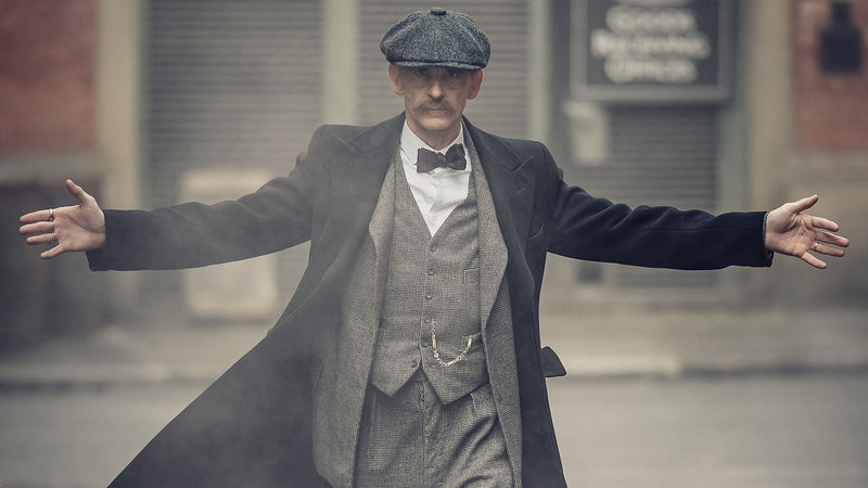 A Guide To: Peaky Blinders Hairstyles