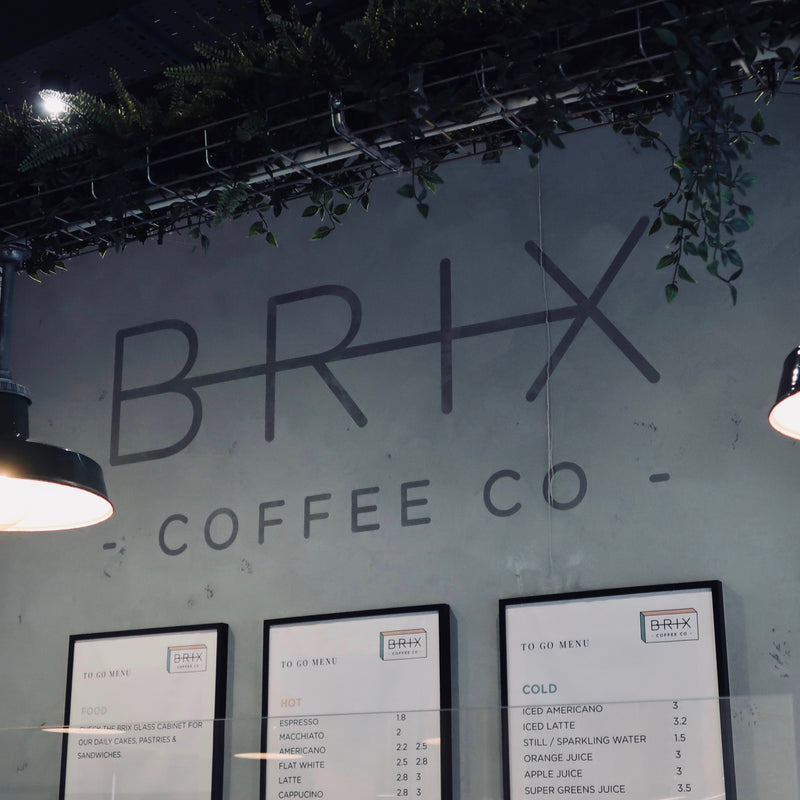 Apothecary 87 X Brix Coffee Co