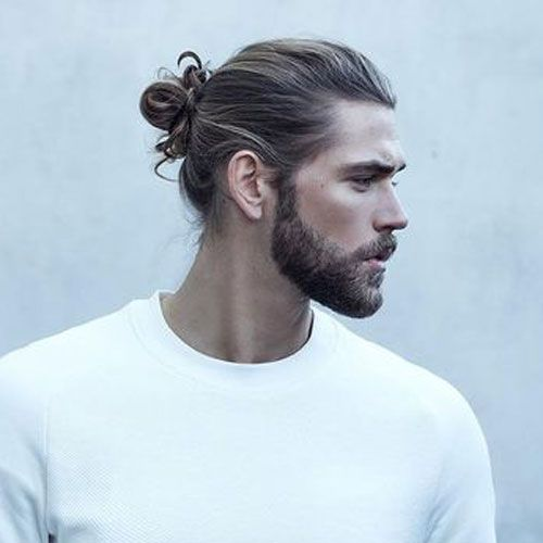 Top 5 Hairstyles For Men With Beards