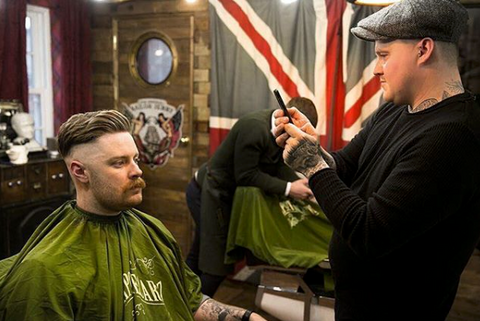 barber shop picture logo one of the most important factors that is constantly overlooked when setting up barbershop or salon your lighting set even if you have everything the importance lighting apothecary87