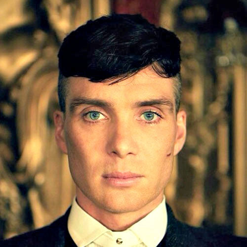 Styled Like Tommy - A Peaky Blinders Haircut