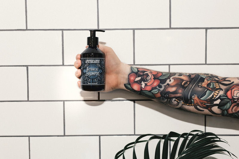 The Dark Secret behind our Botanical Shampoo...