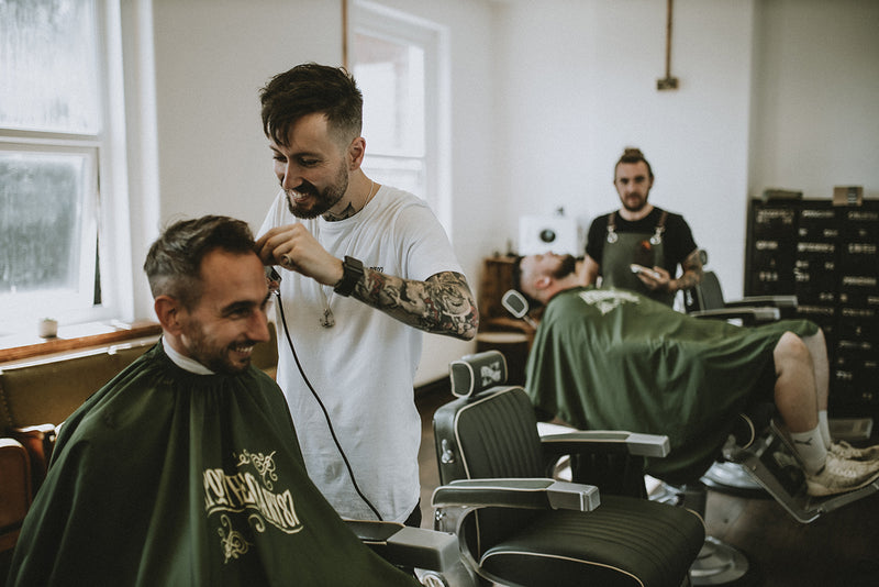 Barbershop Service Comes To Apothecary 87