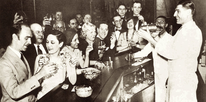 Apothecary 87's Top 5 Speakeasy Bars