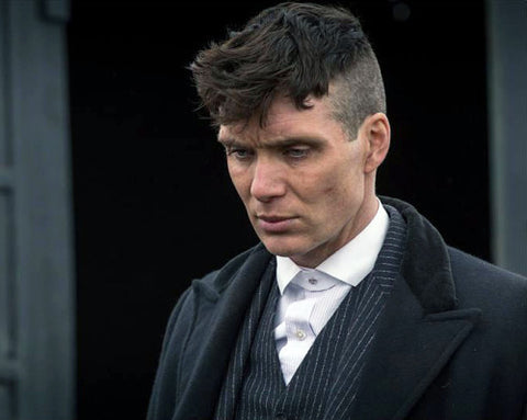Styled Like Tommy A Peaky Blinders Haircut Apothecary87