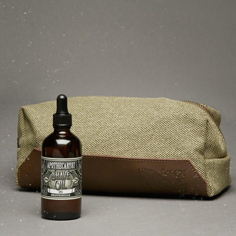 Dopp Bag Shave Kit