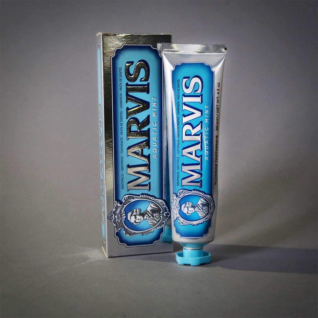 Marvis - Toothpaste - Aquatic Mint