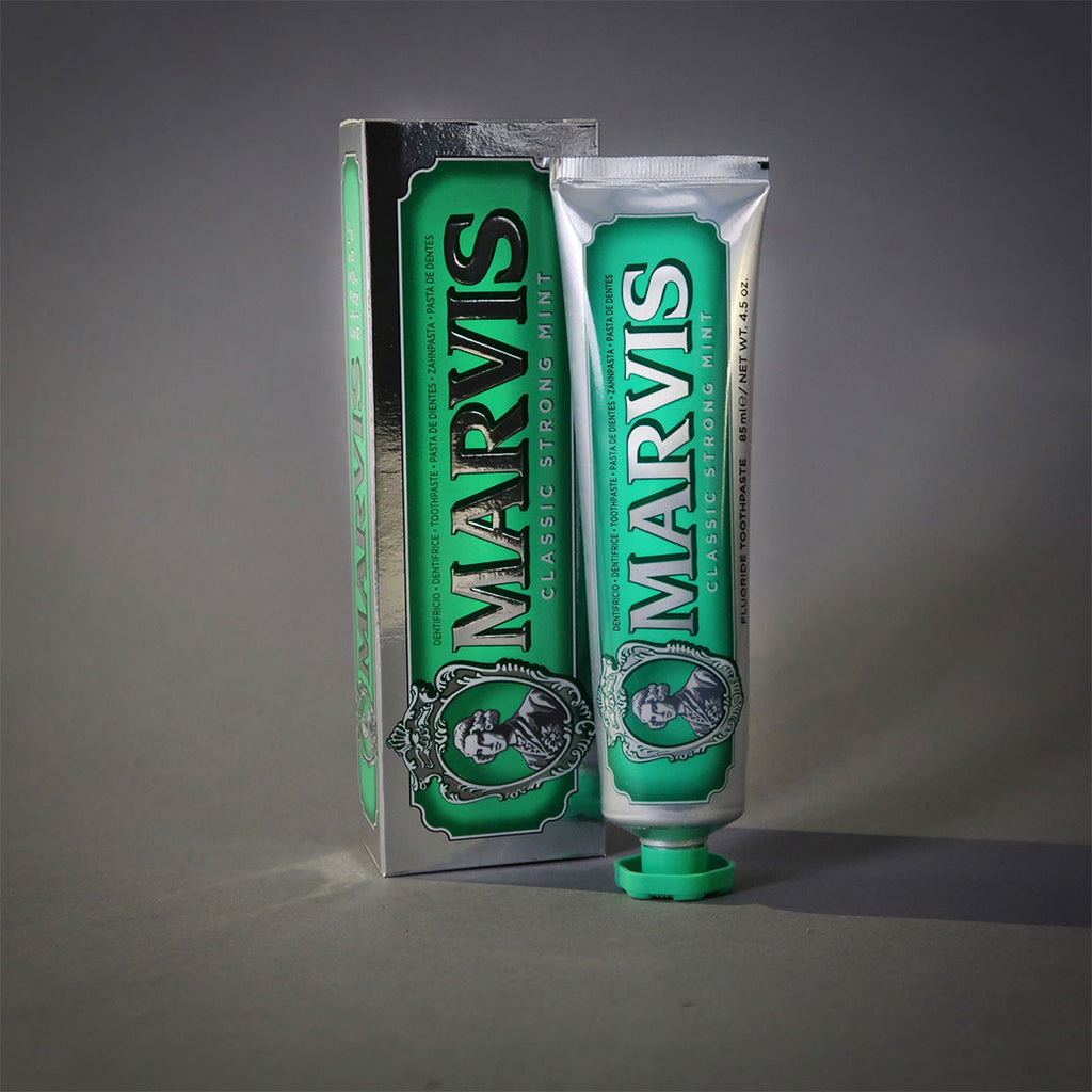 Marvis - Toothpaste - Classic Strong Mint