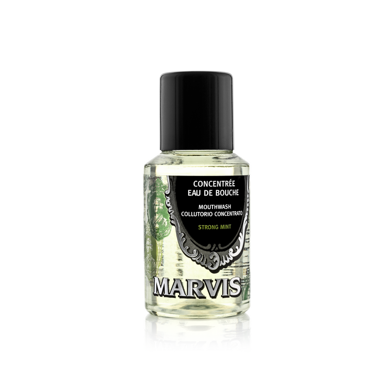 Marvis - Concentrated Mouthwash - Strong Mint