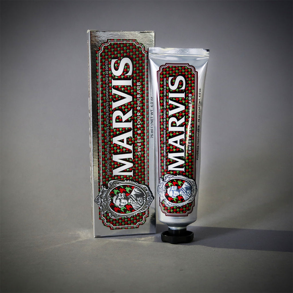 Marvis - Toothpaste - Sweet & Sour Rhubarb