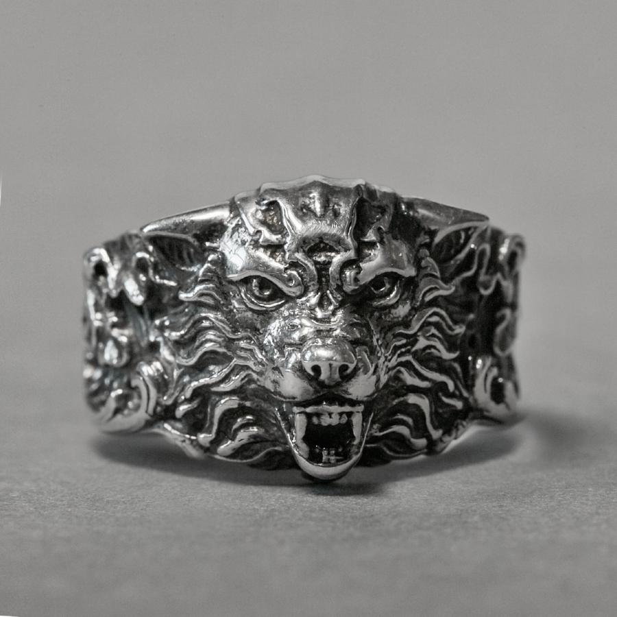 Alpha Male Ring | Apothecary 87 x Volstead