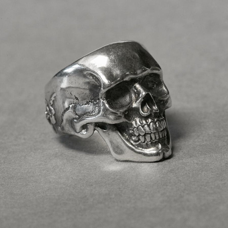 Barber Skull Ring | Apothecary 87 x Volstead