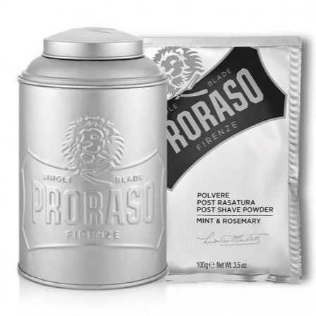 Proraso Post Shave Powder