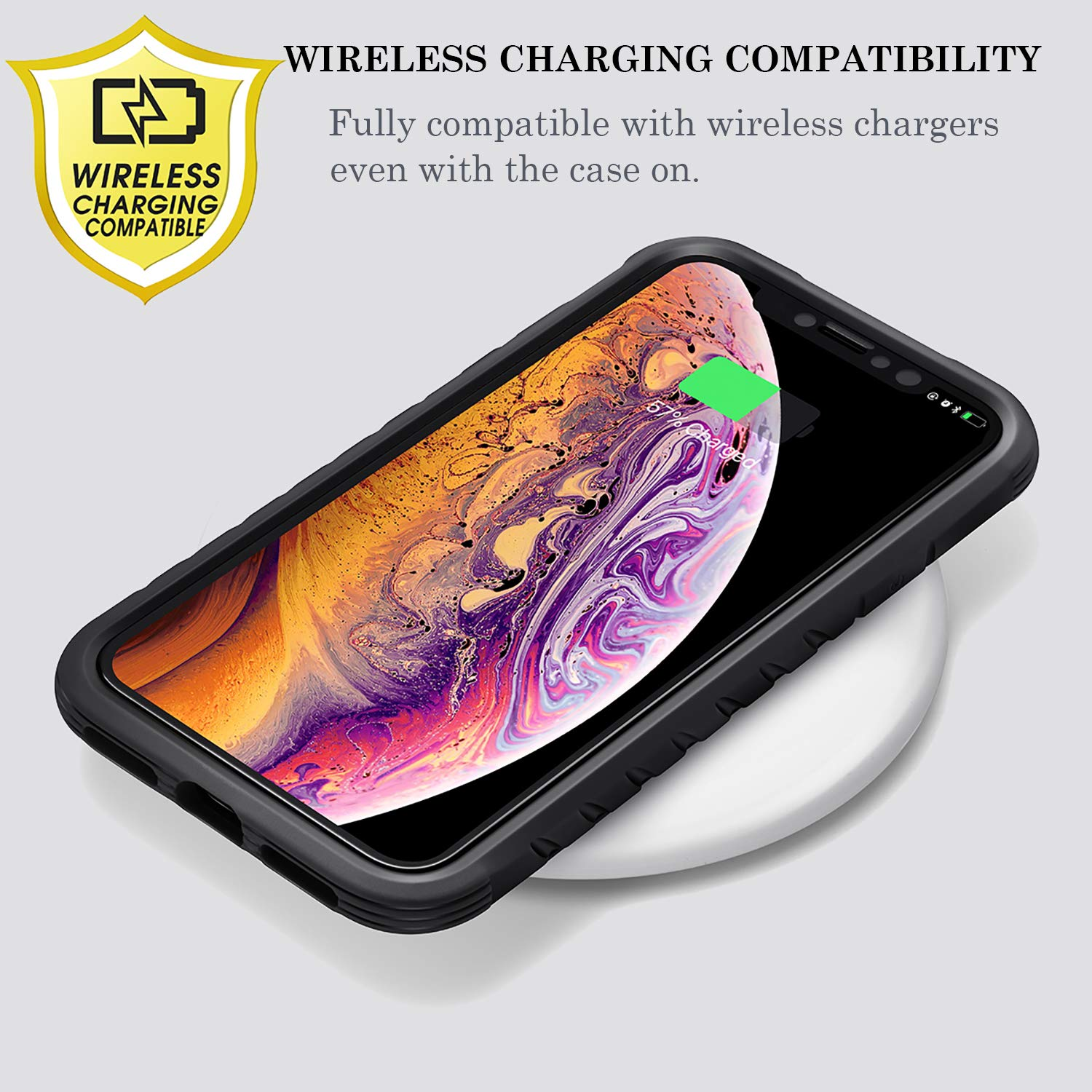 Military Defense Shield Series Anodized Aluminum Drop Protection Case for iPhone 11 Pro Max
