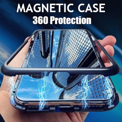 Luxury Electroplating Ultra Thin 360 Protection Back Case Cover for Apple iPhone 8