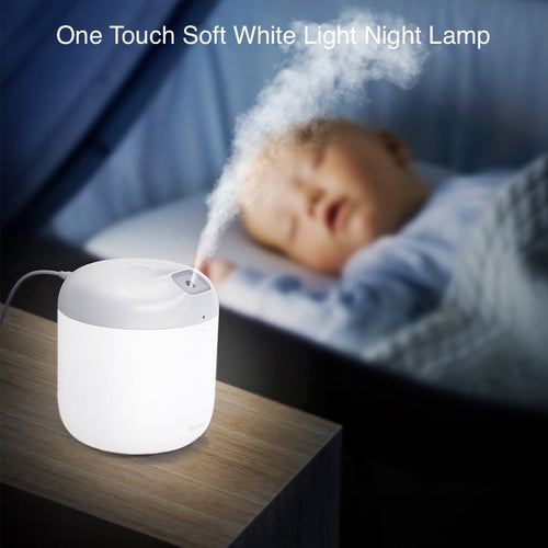 Baseus Air Humidifier Aroma Diffuser for Home/Office Use with Night Lamp Feature