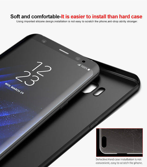 Ultra Slim 0.2mm Air Series Gothic Case for Samsung Galaxy S8