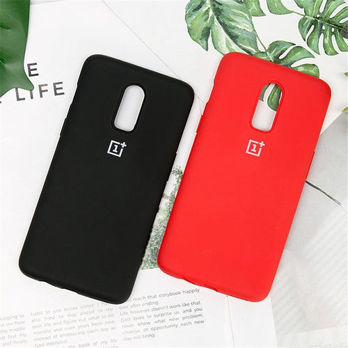 Premium Candy Series Anti-Shock Soft Silicone Back Case Cover for One Plus 6T / OnePlus 6T