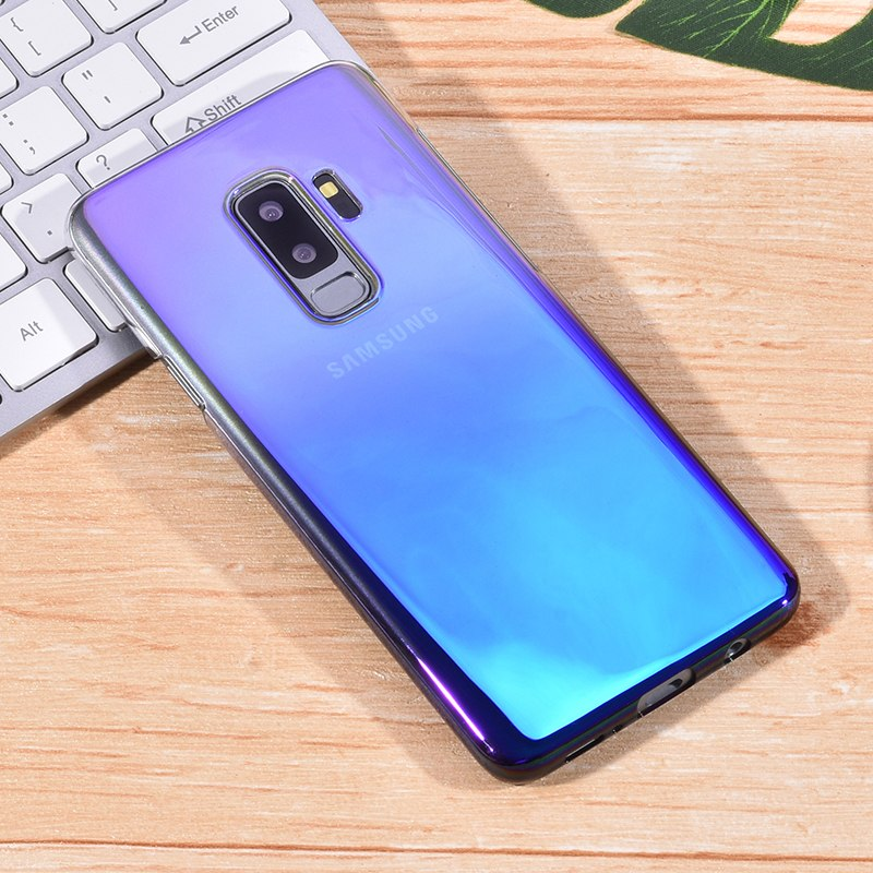 Limited Edition Aura Mystique Dual Color Changing Case for Samsung Galaxy S9 Plus