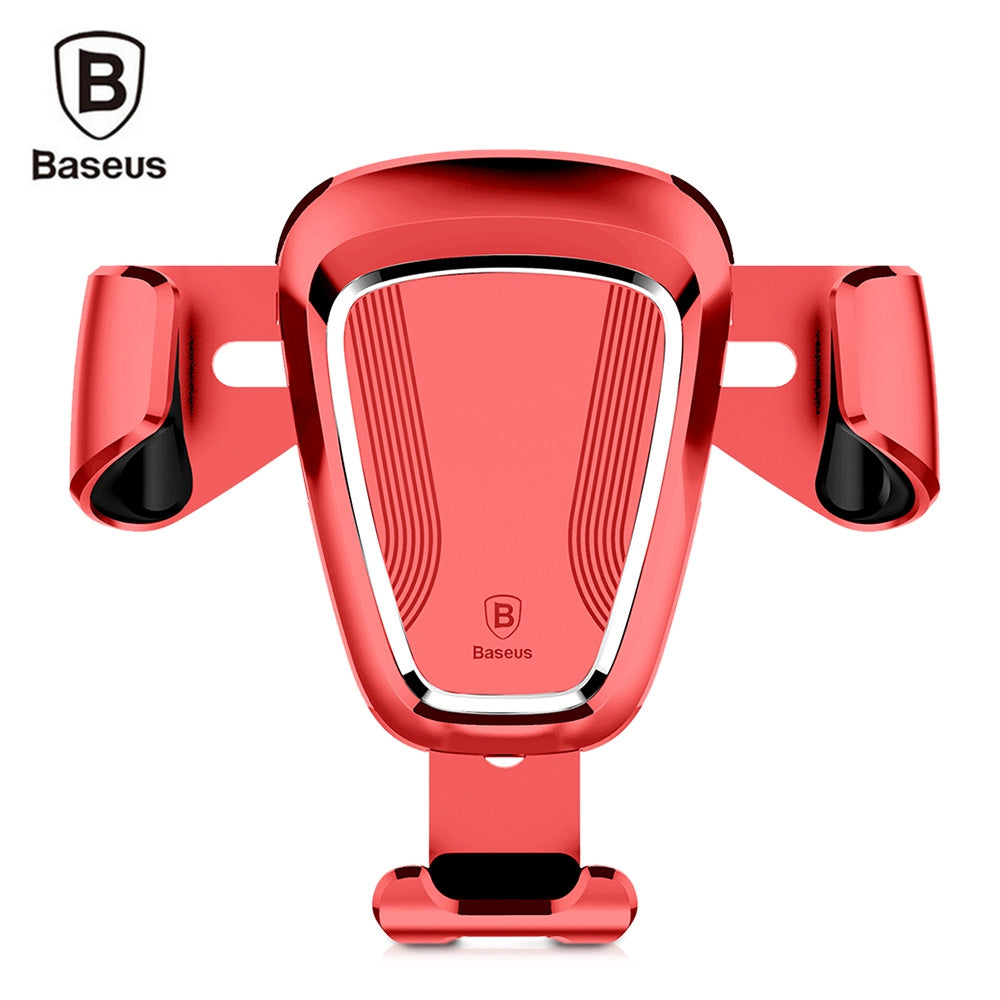 Baseus Automated Gravity Car Mount Stand Air Vent For Smartphones Ventilation Holder T360