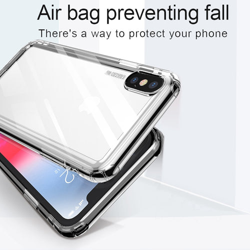 Baseus Airbag Safety Anti Fall Prevention Case for iPhone X / XS