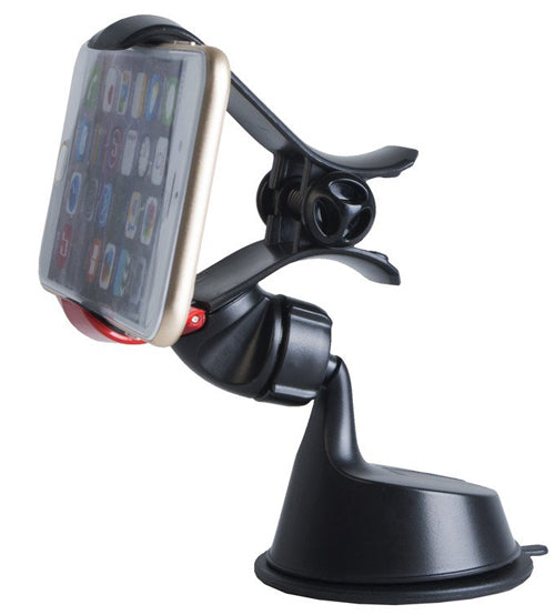 Universal Car Mount 360 Degree Angle Windshield Silicone Sucker Mobile Phone Holder