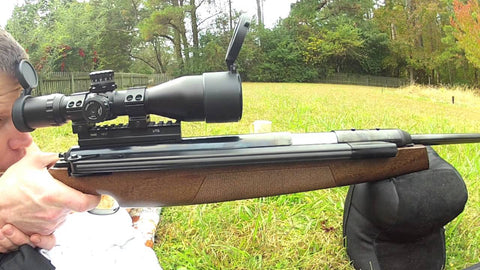 Blog: Diana Mod 52 Side Lever  22cal (5 5mm) Airgun  An Ultimate