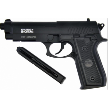 Swiss Arms P92 Black Nylon Fiber