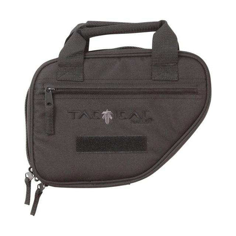 "Allen Battalion Single Handgun Case 10"" Black"