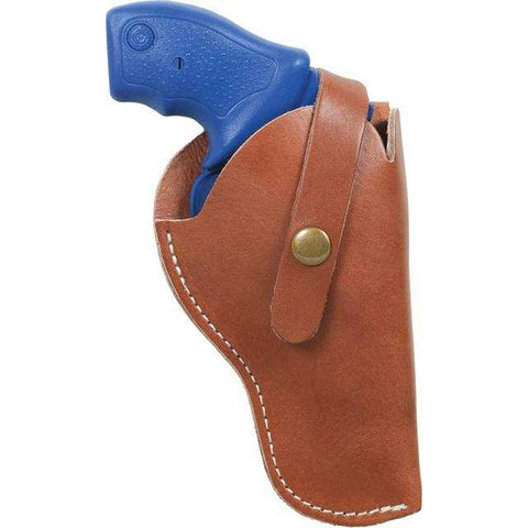 "Allen Red Mesa Leather Hip Holster (Size 02: 5"" Barrel Length)"