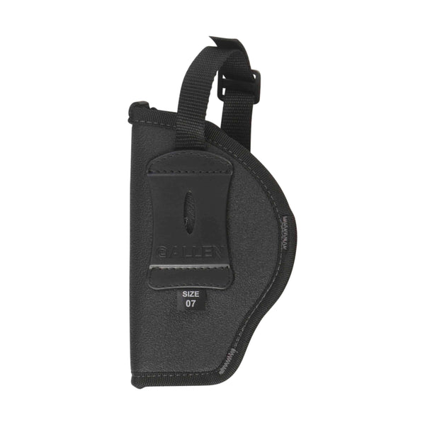"Allen Swipe™ MQR Holster (Size 07: Full Size Semi-Autos 4-5"" Barrel Length)"