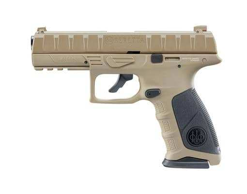 Beretta APX cal. 4,5 mm (.177) BB - FDE By Umarex