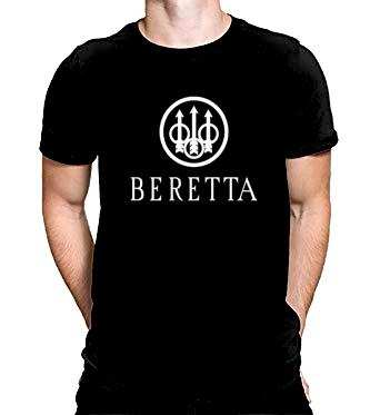 Beretta Men's T-Shirt Black