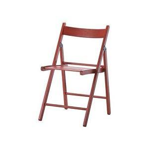 Camping Wooden Foldable Chairs- Dark Brown