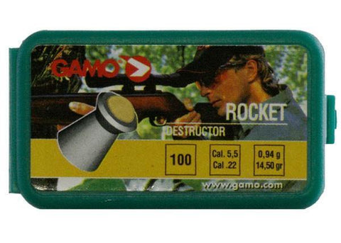 Gamo ROCKET Pellets 5.5 mm