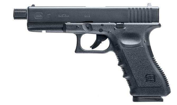 Glock 17 Co2 4.5MM (.177) Threaded Barrel