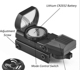 Holographic Sight for Air Pistol 11MM Rail