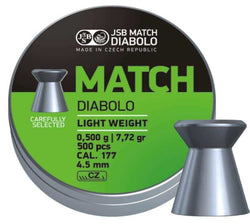 JSB Match Diabolo Light Weight