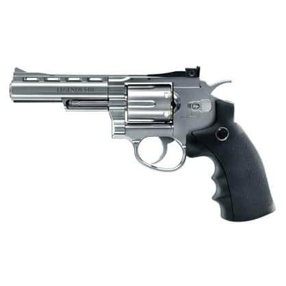 "Legends S40 , 4"" Silver Co2 Airpistol By Umarex"